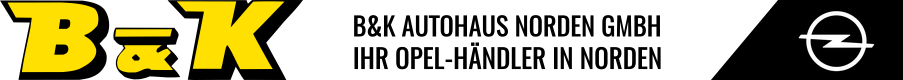 Logo von B & K Autohaus Norden GmbH